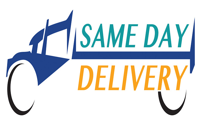 Same Day Deliveries vs. Two Day Deliveries