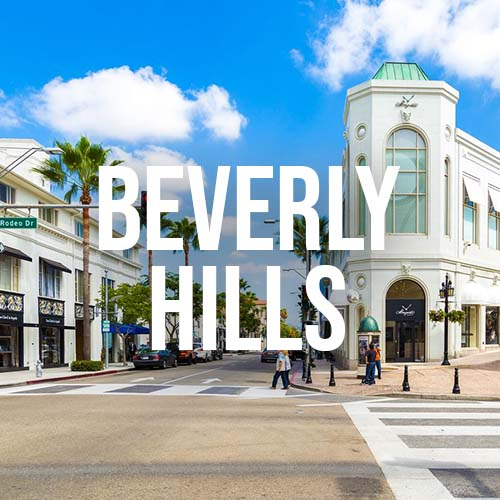 Courier Service Beverly Hills