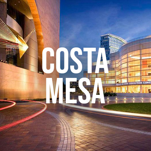 Courier Service Costa Mesa