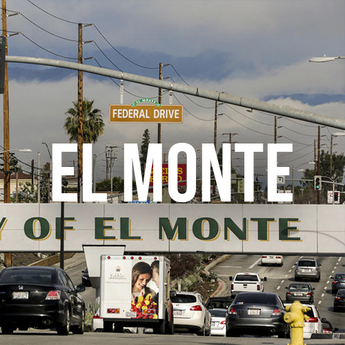Courier Service El Monte