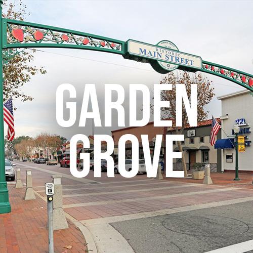 Courier Service Garden Grove