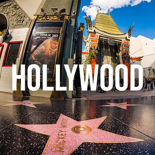 Courier Service Hollywood