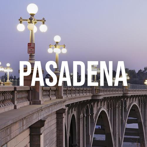 Courier Service Pasadena