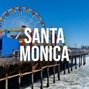 Courier Service Santa Monica