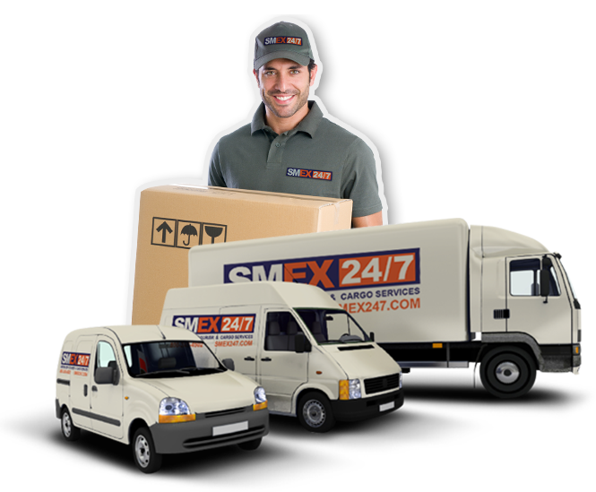 Courier Service Los Angeles