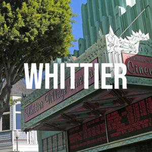 Courier Service Whittier