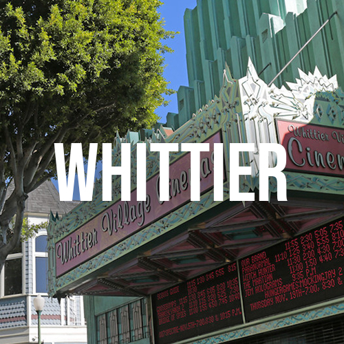 Courier Service Whittier