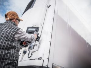 Temperature Controlled Van Delivery Service